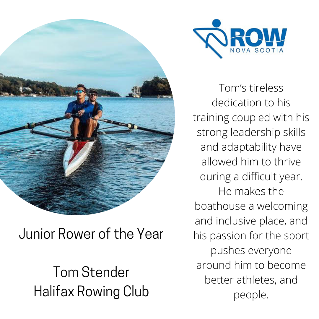 Junior Rower of the Year