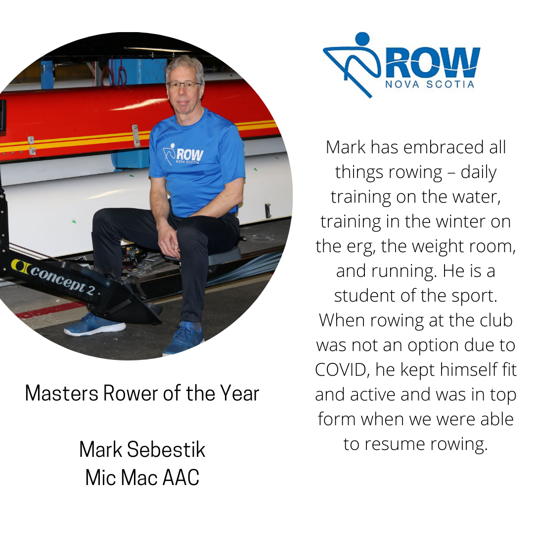 Masters Rower of the Year